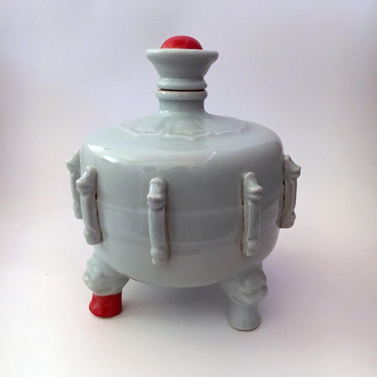 CHINE:  URNE
